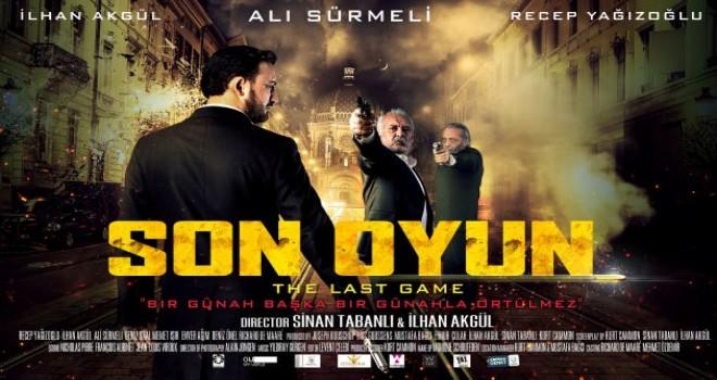 Belçikalı-Türk sinemacılar çarşamba akşamı 'Son Oyun – The Last Game'i sunuyor.