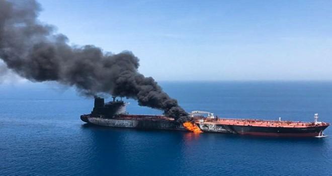 Petrol tankeri saldırılarından İran'ı sorumlu tutan ABD'nin iddiaları mantıksız
