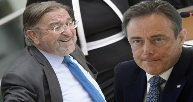 H. De Croo: '13 yıl içinde Anvers seçmenlerin 100/70'i göçmenlerden olușacaktır. Güle güle De Wever'