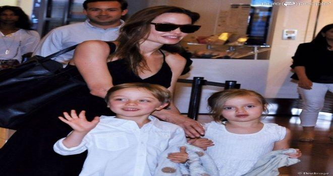 Brad Pitt et Angelina Jolie veulent adopter un enfant syrien