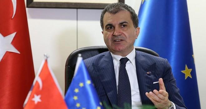 AB Bakanı Çelik, AB Gayriresmi Dışişleri Bakanları Toplantısı'na katılacak