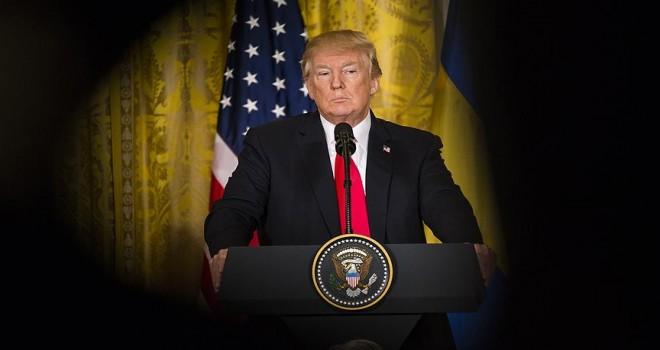 Trump'tan yeni Suriye mesajı