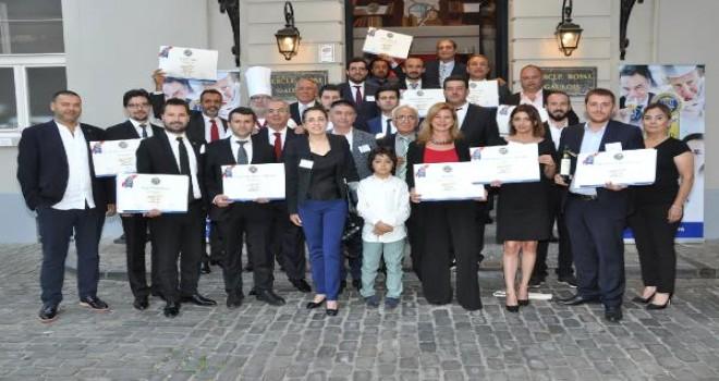 Türk Ürünleri Belçika'da Ödül Aldı