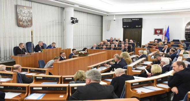 Polonya'da Tartışmalı Yasa Tasarısı Senatodan Geçti