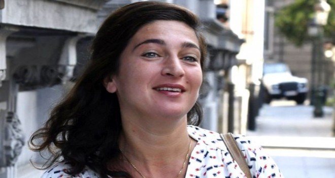 Devlet Sekreteri Zuhal Demir'in, Rozanne adını verdiği bir kızı oldu