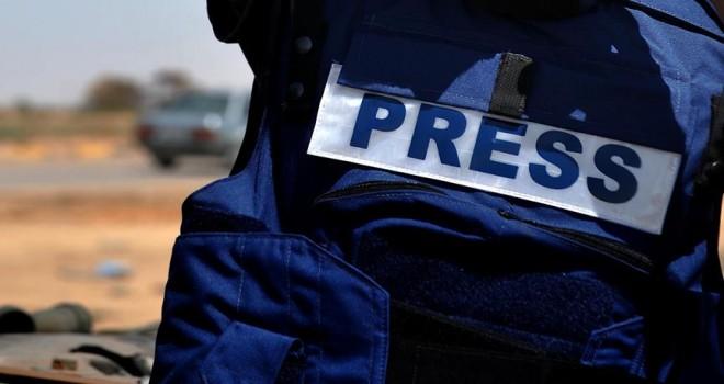 Suriye'de 634 gazeteci öldürüldü