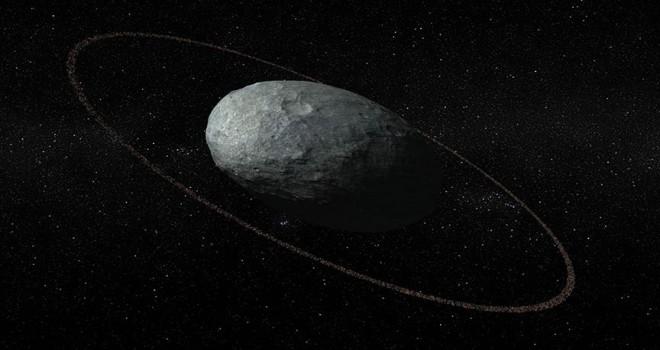 Türk bilimcilerin de katkısıyla 'cüce gezegen'in halkası keşfedildi