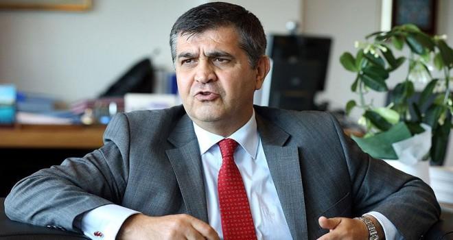 Büyükelçi Kaymakcı: Türkiye'nin 11 Milyon Avro'luk yardımı  Gazze'ye hayat suyu olacak