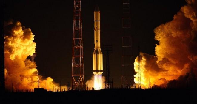 AA/Türksat uydularını Space X fırlatacak