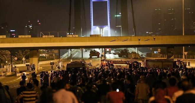 15 Temmuz Şehitler Köprüsü davasında sanıkların tutukluluk hallerine devam kararı