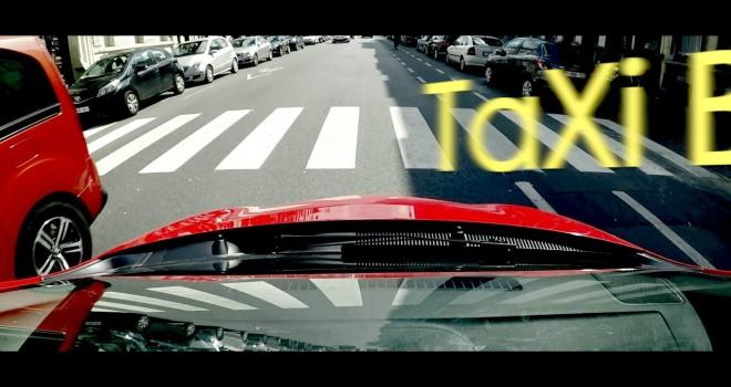 Taxi BXL 9.Bölüm Anthony Baert
