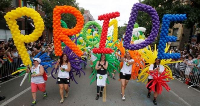 BugünBrüksel sokaklarındaPride Parade geçecek,  rekor katılım bekleniyor