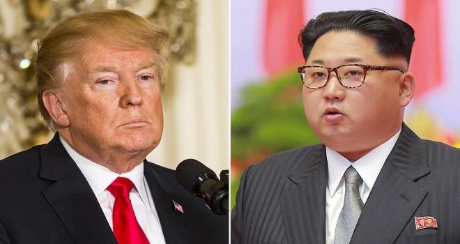 ABD Başkanı Trump ile Kuzey Kore lideri Kim görüşecek