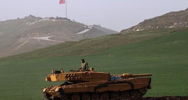 Zeytin Dalı Harekatında 4305 terörist etkisiz hale getirildi
