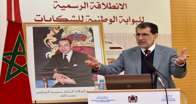 Fas Başbakanı Sadeddin el-Osmani