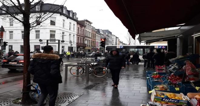 Belçika'daki silahlı saldırı
