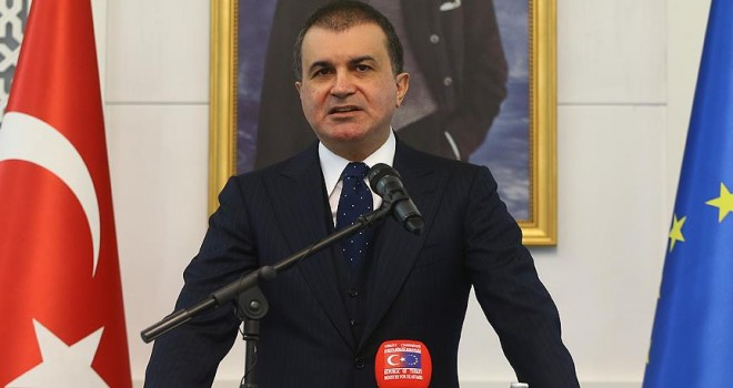AB Bakanı Çelik: AB-Türkiye zirvesi için mart ayı güçlü şekilde konuşulmaya başlandı