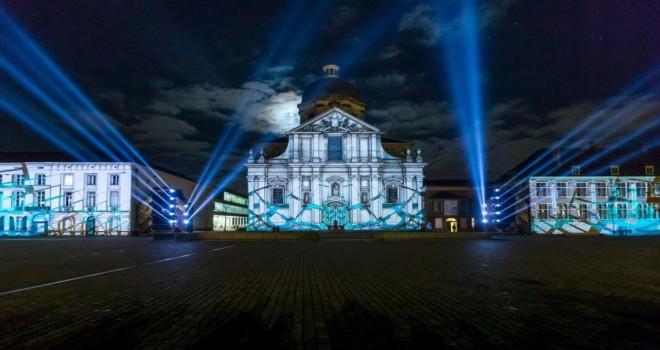 Gent'te gelenek haline gelen 'Işık Festivali' yine ziyaretçi rekoru kırdı