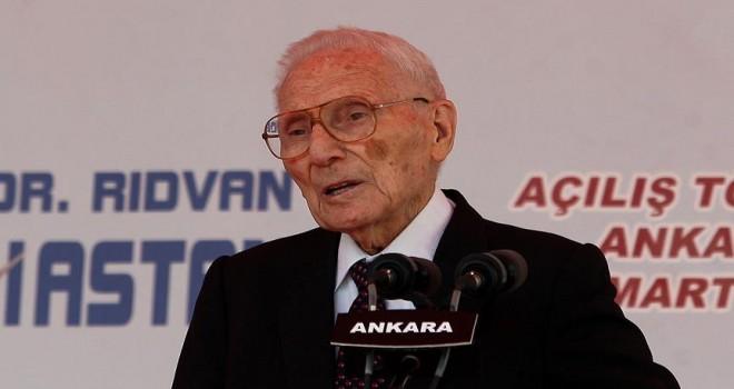 Dünyaca ünlü Türk hekim Prof. Dr. Ege vefat etti