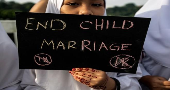 UNICEF: Çocuk damatların yüksek sayısı şaşırtıcı