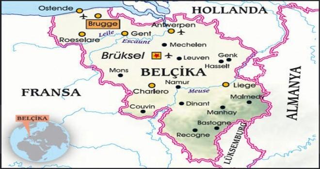 Belçika'nın Kuruluşu ve Tarihi