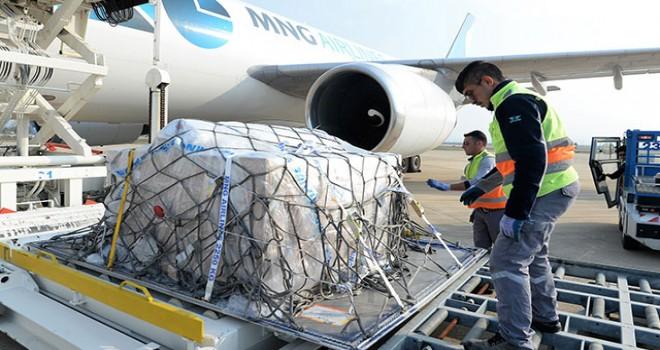 Kargo taşımacılığı ihracatta hızı artırdı