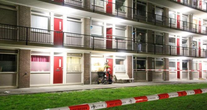 Hollanda'da 1 yașında bir çocuk apartmanın birinci katından aşağıya atıldı: Babası tutuklandı
