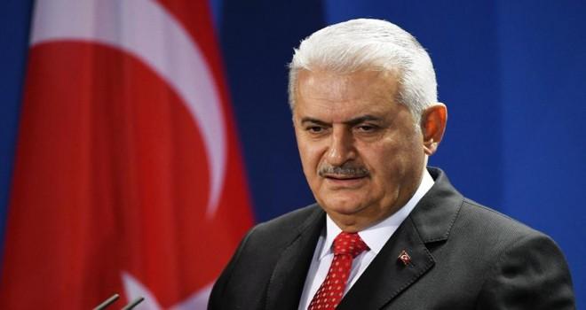 Başbakan Yıldırım: Almanya ile ilişkilerimizi geliştirecek adımları karşılıklı atacağız