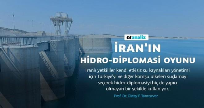 İran'ın hidro-diplomasi oyunu