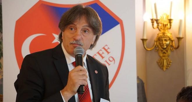 ATFF - Avrupa Türk Futbol Federasyonu kuruluşumuz Türk Futboluna hayırlı uğurlu olsun.