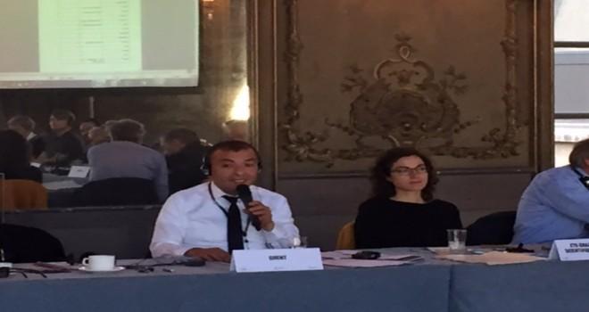 Resul Tapmaz Avrupa Irkçılık ve Ayrımcılığa Karşı Kentler Koalisyonu ECCAR'ın Başkan Yardımcılığına seçildi
