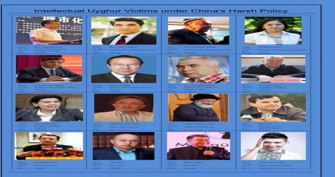 Doğu Türkistan'daki Çin zulmüne karșı düzenlenen protesto mitingine sizde katılın