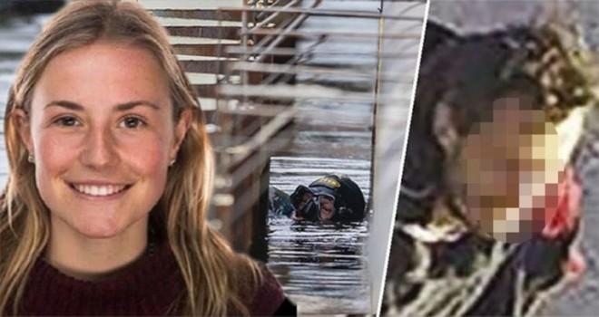 İki gündür kayıp olarak aranan Julie (23) Albert Kanalı'nda ölü bulundu, 1 kiși tutuklandı