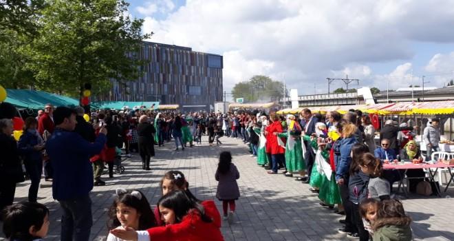Aalst da ikinci kez 'Türk günü' etkinliği düzenlendi