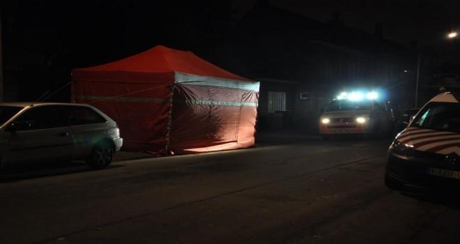 Gentbrugge'de bir kadın sokakta ölü bulundu