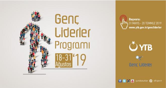 Genç Liderler Programı başvurusu devam ediyor