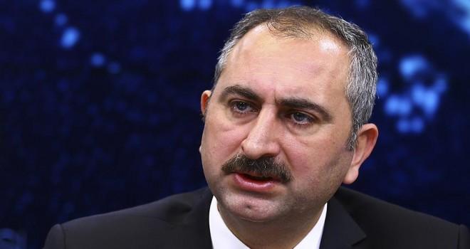 Adalet Bakanı Gül: Gülen'in artık iadesini bekliyoruz