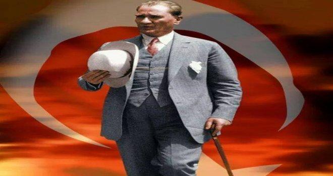 Mustafa Kemal Atatürk'ün Hayatı (1881 – 1938)