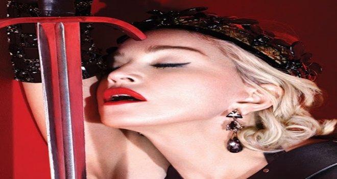 Quand les danseurs de Madonna sont en retard, ils ont une punition