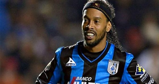 Ronaldinho'nun menajeri yarın Antalya'ya geliyor